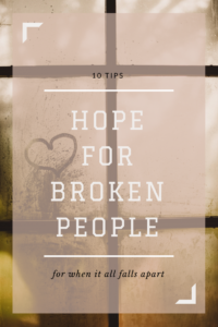 Hope for Broken People