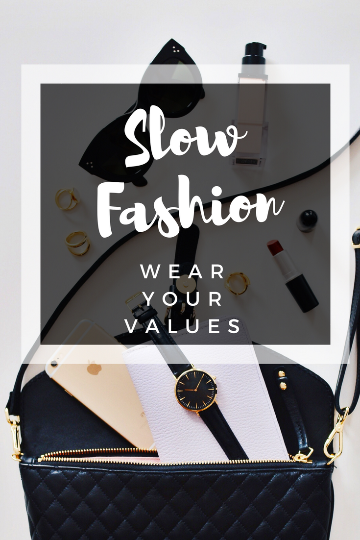 slow fashion, fair trade, ethical fashion, fast fashion