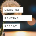 morning routine, slow morning, slow living, miracle morning