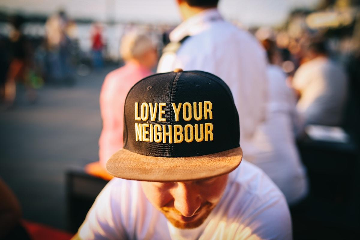 common good, love your neighbor, care, love