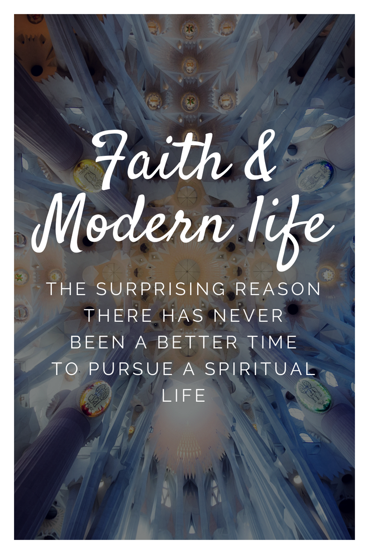 faith and modern life