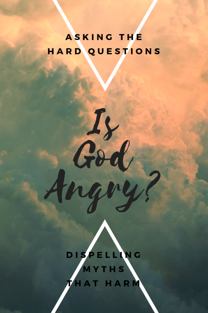 Dispelling the myth of an angry God
